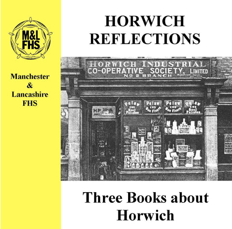 Horwich Reflections CDROM