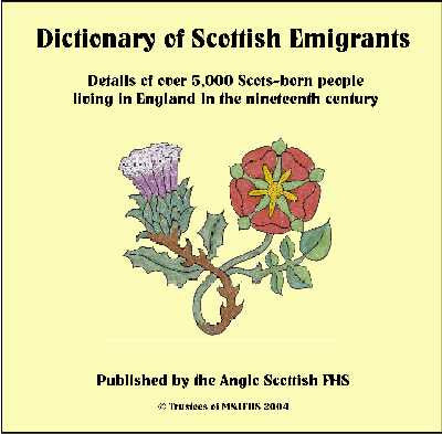 Dictionary of Scottish Emigrants