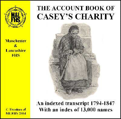 The Account Book of Casey's Charity 1794-1847