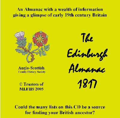 The Edinburgh Almanac 1817