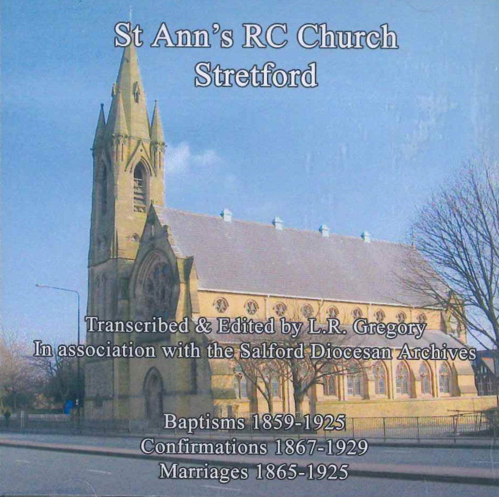 Stretford, St. Ann's RC Church