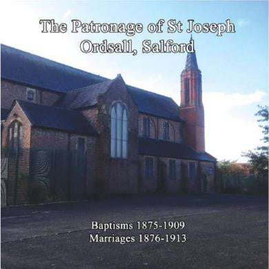 Ordsall, Salford, St. Joseph (RC) Baptisms and Marriages