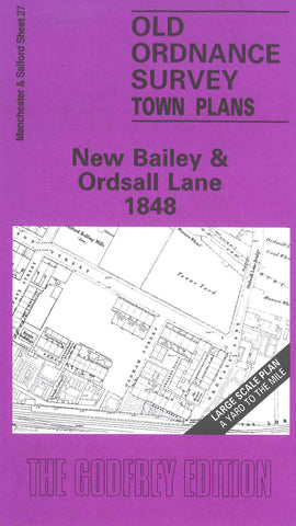 New Bailey and Ordsall Lane 1848
