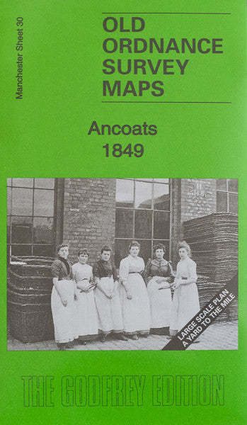 Manchester Ancoats 1849