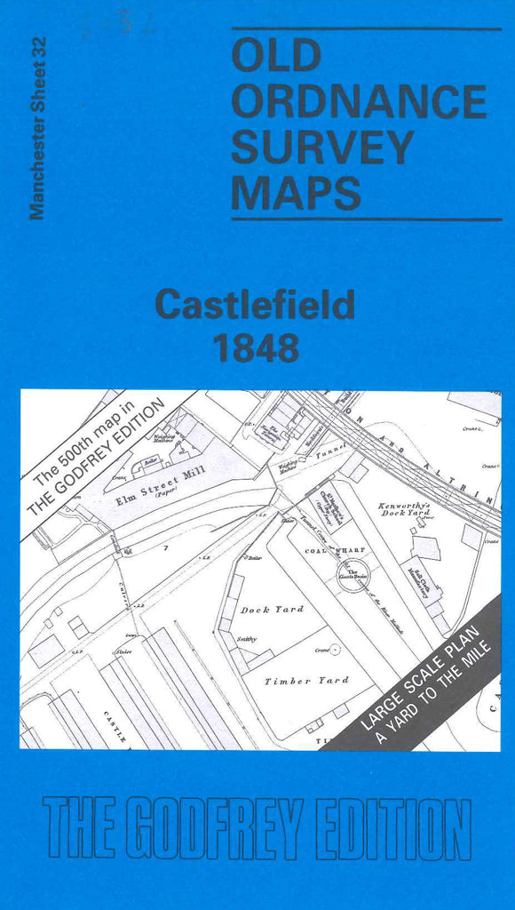 Manchester Castlefield 1848