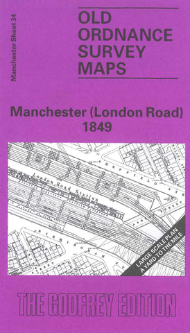 Manchester London Road 1849