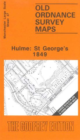 Manchester Hulme St George 1849