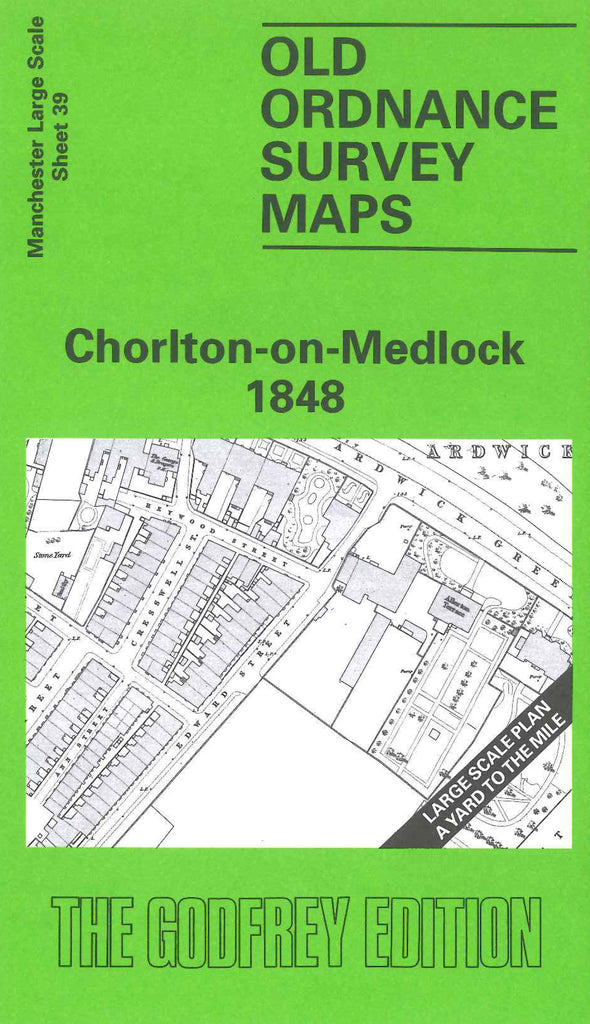 Manchester Chorlton-on-Medlock 1848