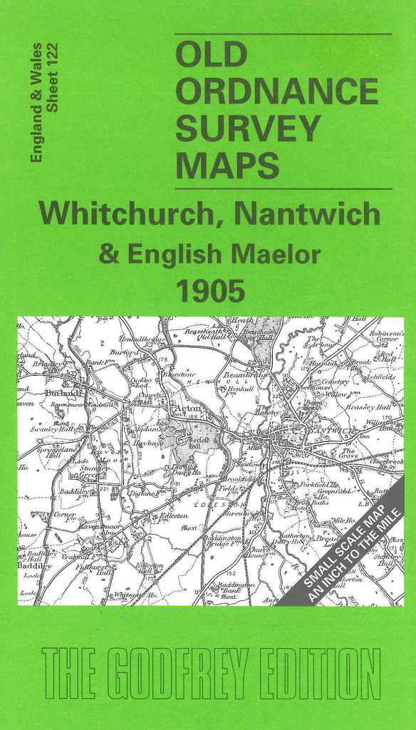 Whitchurch, Nantwich, English & Maelor 1905
