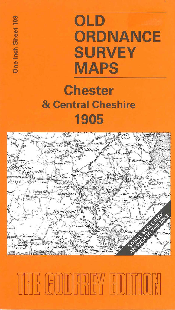 Chester & Central Cheshire 1905