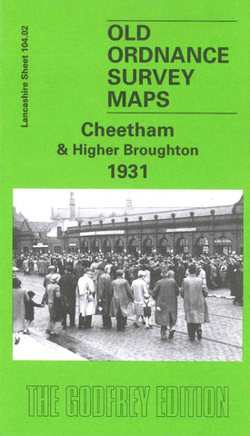 Cheetham & Higher Broughton 1931