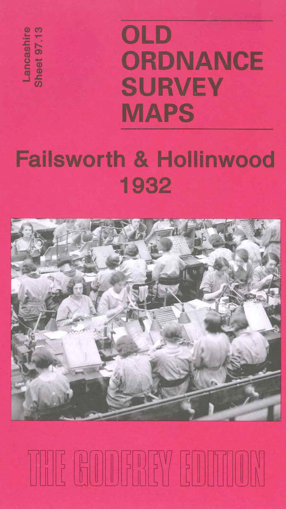 Failsworth & Hollinwood 1932