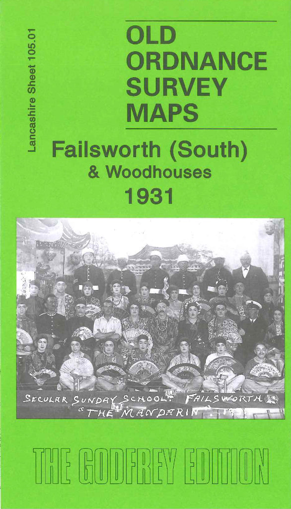Failsworth (South) & Woodhouses 1931