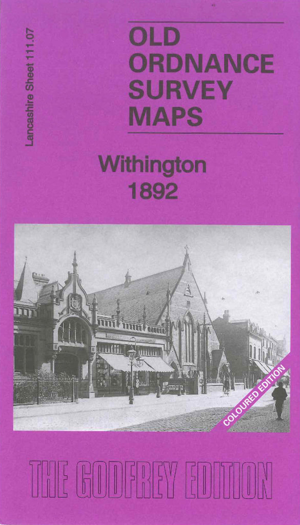 Withington 1892 (Coloured Edition)