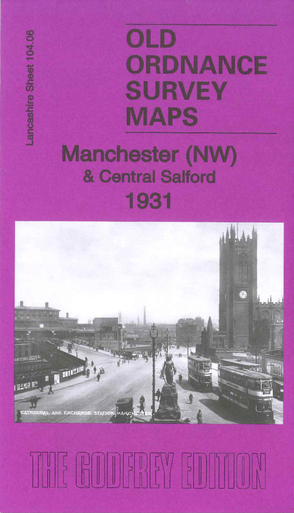 Manchester (NW) & Central Salford 1931