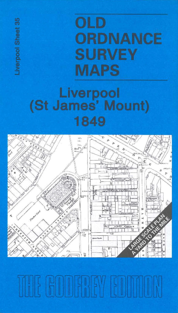 Liverpool (St James' Mount) 1849