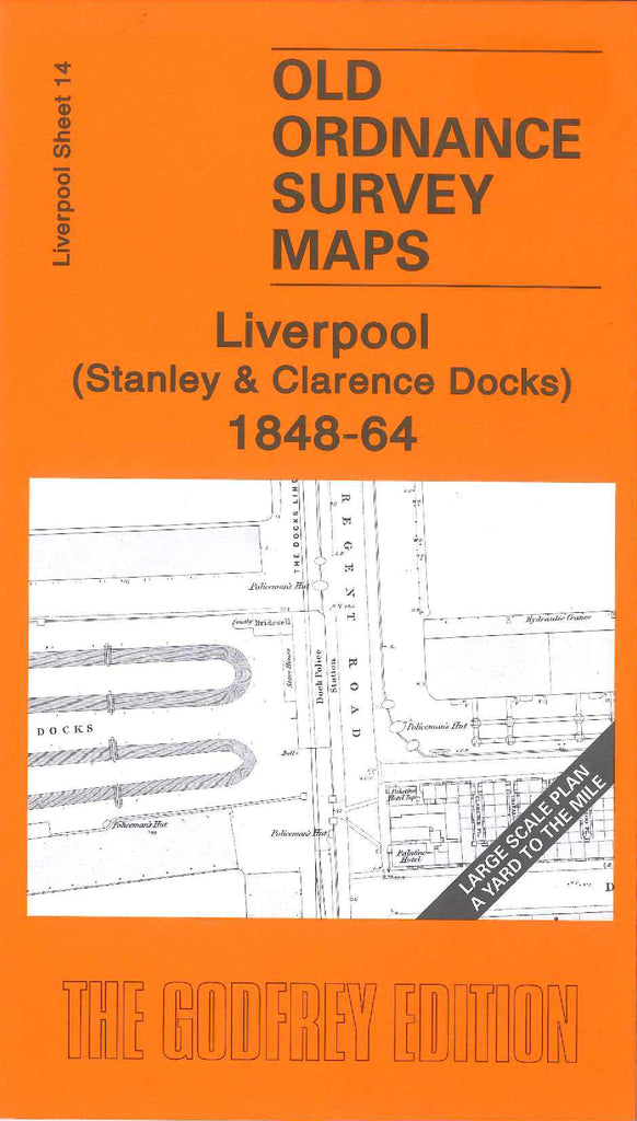 Liverpool (Stanley & Clarence Docks) 1848-64