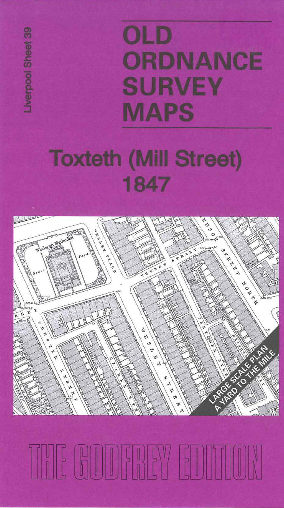 Toxteth (Mill Street) 1847