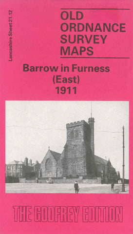 Barrow in Furness (East) 1911