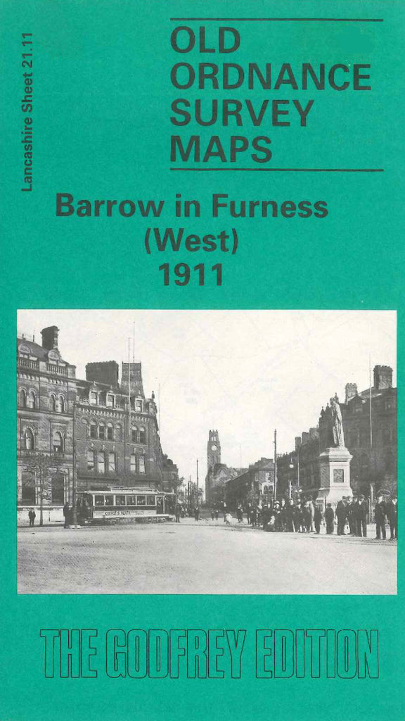 Barrow in Furness (West) 1911