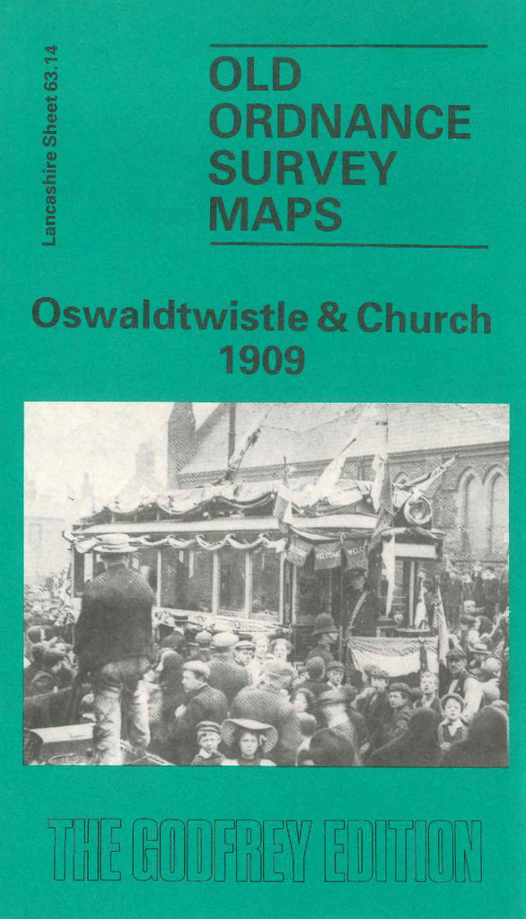 Oswaldtwistle & Church 1909