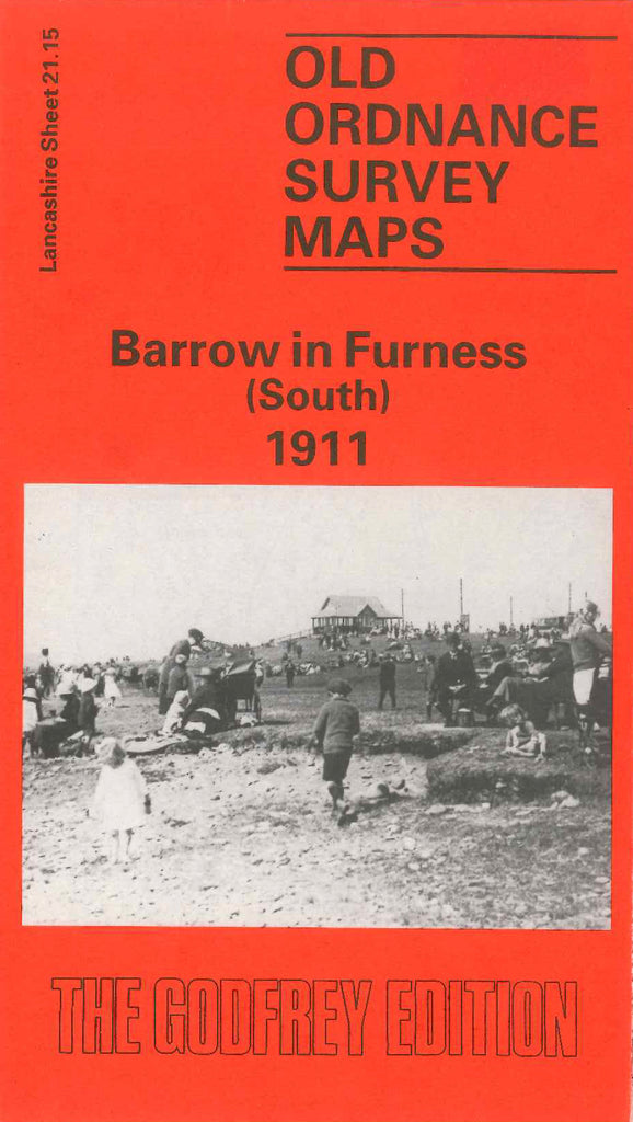 Barrow in Furness (South) 1911