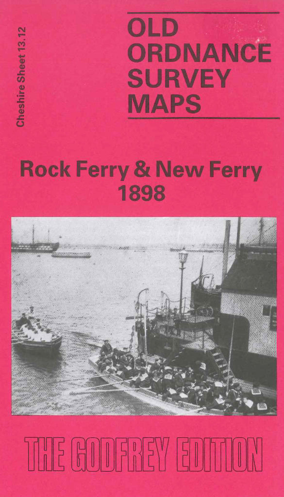 Rock Ferry & New Ferry 1898
