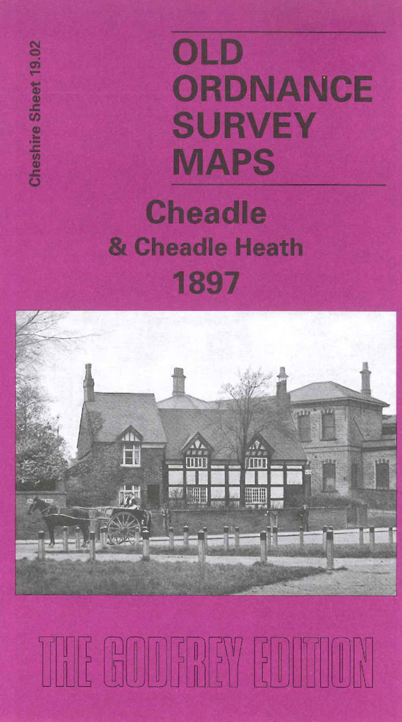 Cheadle & Cheadle Heath 1897