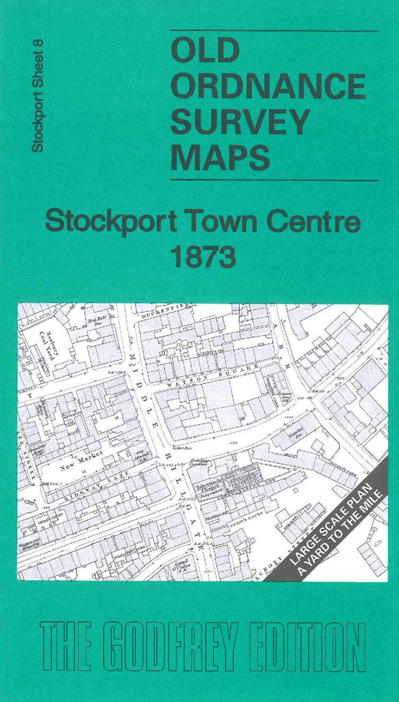 Stockport Town Centre 1873