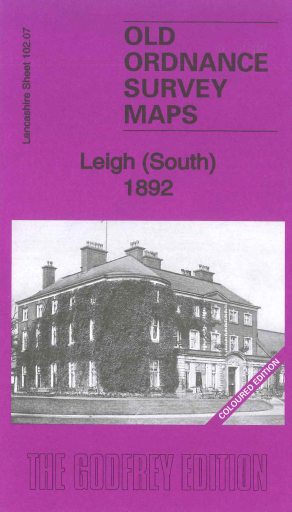 Leigh (South) 1892 Coloured Edition