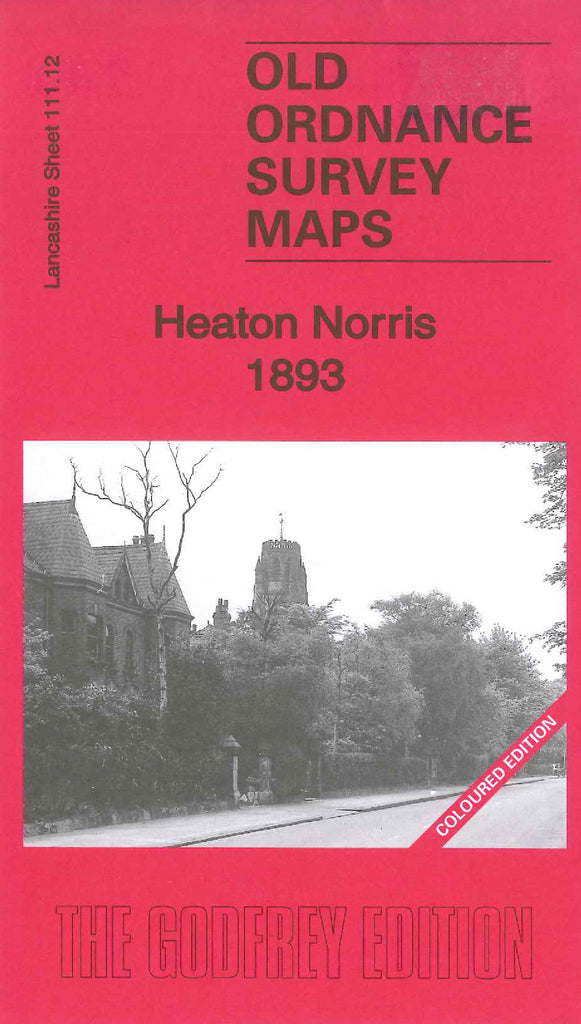 Heaton Norris 1893 (Coloured Edition)