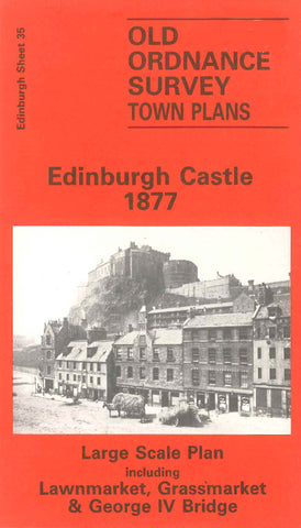 Edinburgh Castle 1877