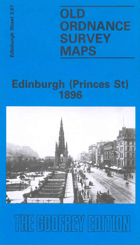 Edinburgh Princes Street 1896