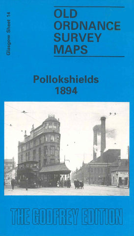 Glasgow - Pollokshields 1894
