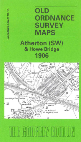 Atherton (SW) & Howe Bridge 1906