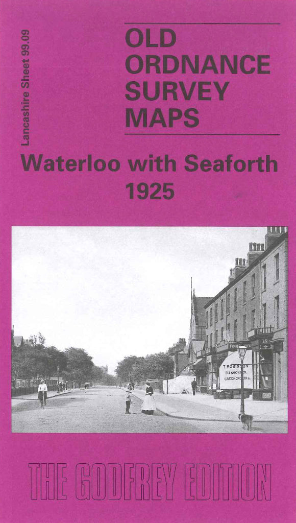 Waterloo with Seaforth 1925