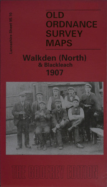 Walkden (North) & Blackleach 1907