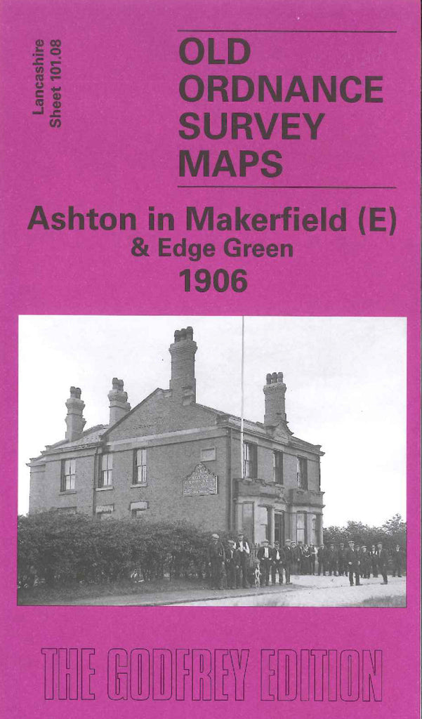 Ashton in Makerfield (E) & Edge Green 1906