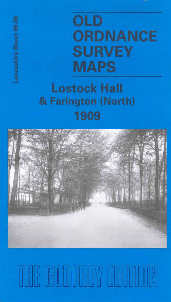 Lostock Hall & Farington (North) 1909