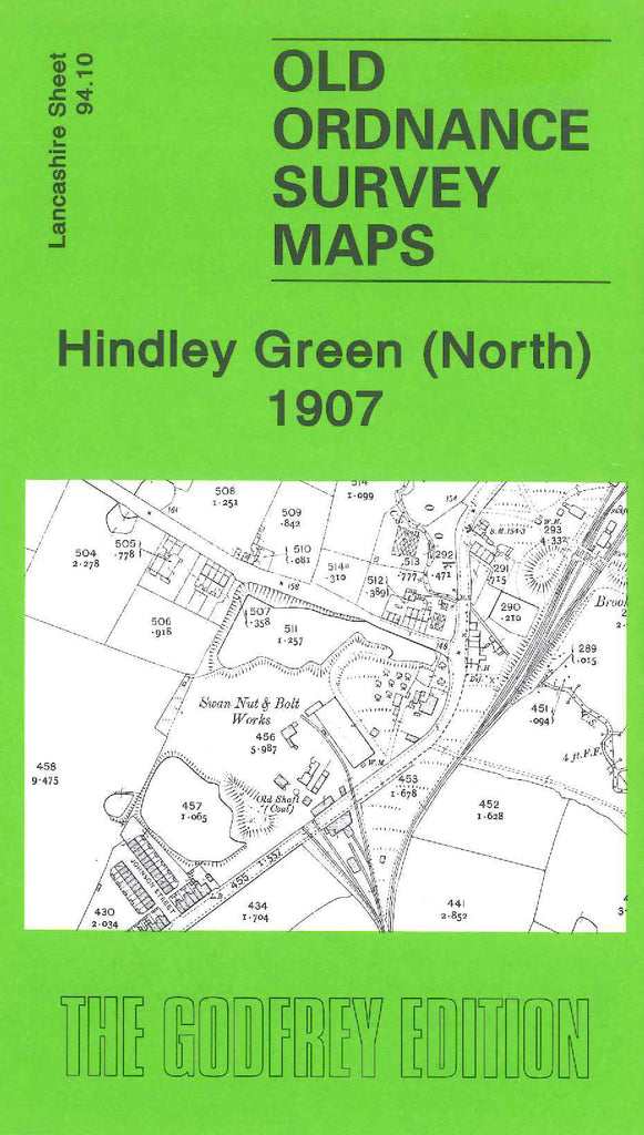 Hindley Green (North) 1907