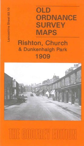 Rishton, Church & Dunkenhalgh Park 1909