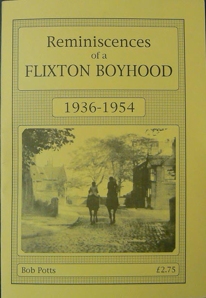 Reminiscences of a Flixton Boyhood 1936-1954