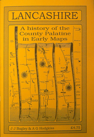 A History of the County Palatine in Early Maps