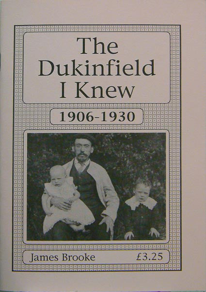 The Dukinfield I Knew, 1906-1930