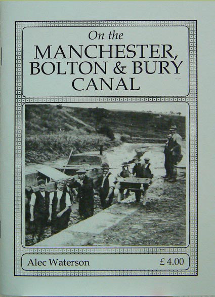 On the Manchester, Bolton and Bury Canal