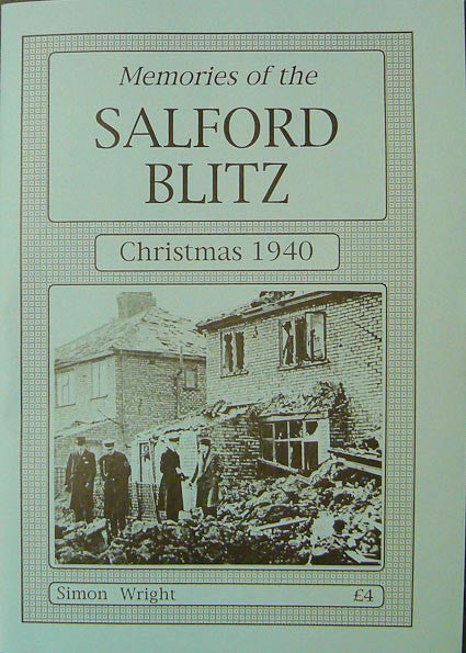 Memories of the Salford Blitz, Christmas 1940