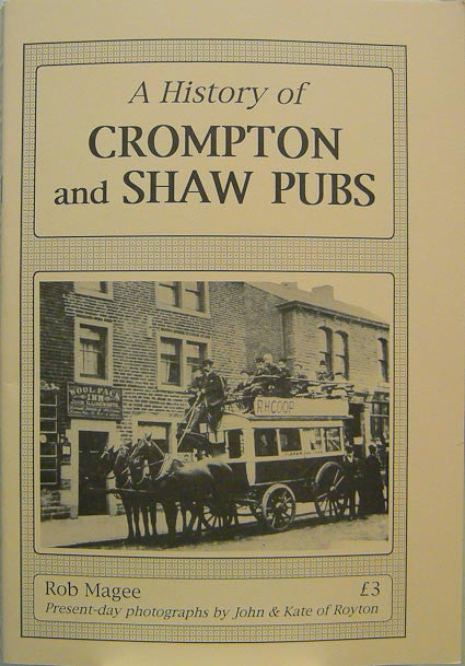 A History of Crompton & Shaw Pubs