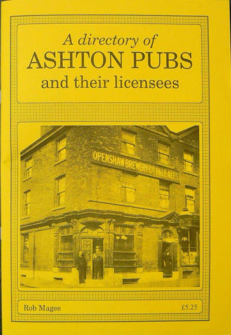 A Directory of Ashton Pubs