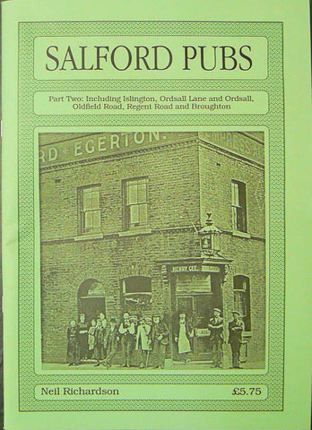Salford Pubs, Part 2