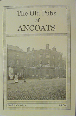Old Pubs of Ancoats